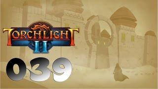 TORCHLIGHT 2 [039] - Der Spektrale Fährmann - [Lets Play/Deutsch/HD]