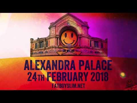 Fatboy Slim - Alexandra Palace 2018 (Trailer)
