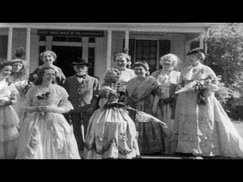 HD Historic Archival Stock Footage Alabama 1937 - Heart Of The Confederacy