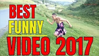 best Funny videos 2017 People doing stupid things - Try not to laugh