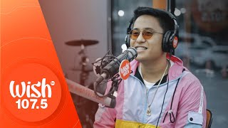 "Matthaios performs ""Catriona"" LIVE on Wish 107.5 Bus"