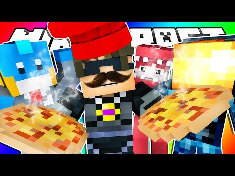 Minecraft Do Not Laugh | TONY PEPPERONI ft POST MELON?! (Funny Moments!)