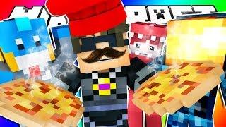 Minecraft Do Not Laugh | TONY PEPPERONI ft POST MELON?! (Funny Moments!)