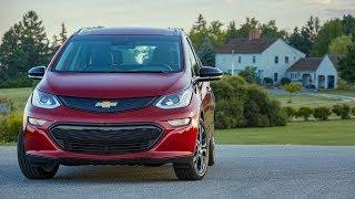 2019 Chevrolet Bolt EV Review