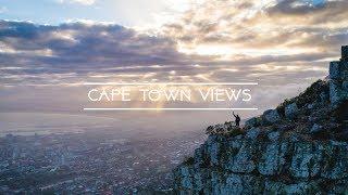 CAPE TOWN VIEWS | Minute Diary 10  (DJI OSMO +)