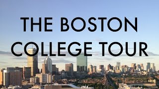 The Boston College Tour: 9 universities in 9 minutes thumbnail
