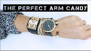HOW TO: The Perfect Arm Candy    The Fifth Watches (TheNotoriousKIA)