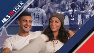 USWNT Sydney Leroux and Sporting Kansas City Dom Dwyer are a Striking Partnership