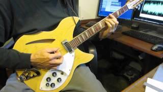Beatles - If I Fell Lead Guitar Secrets