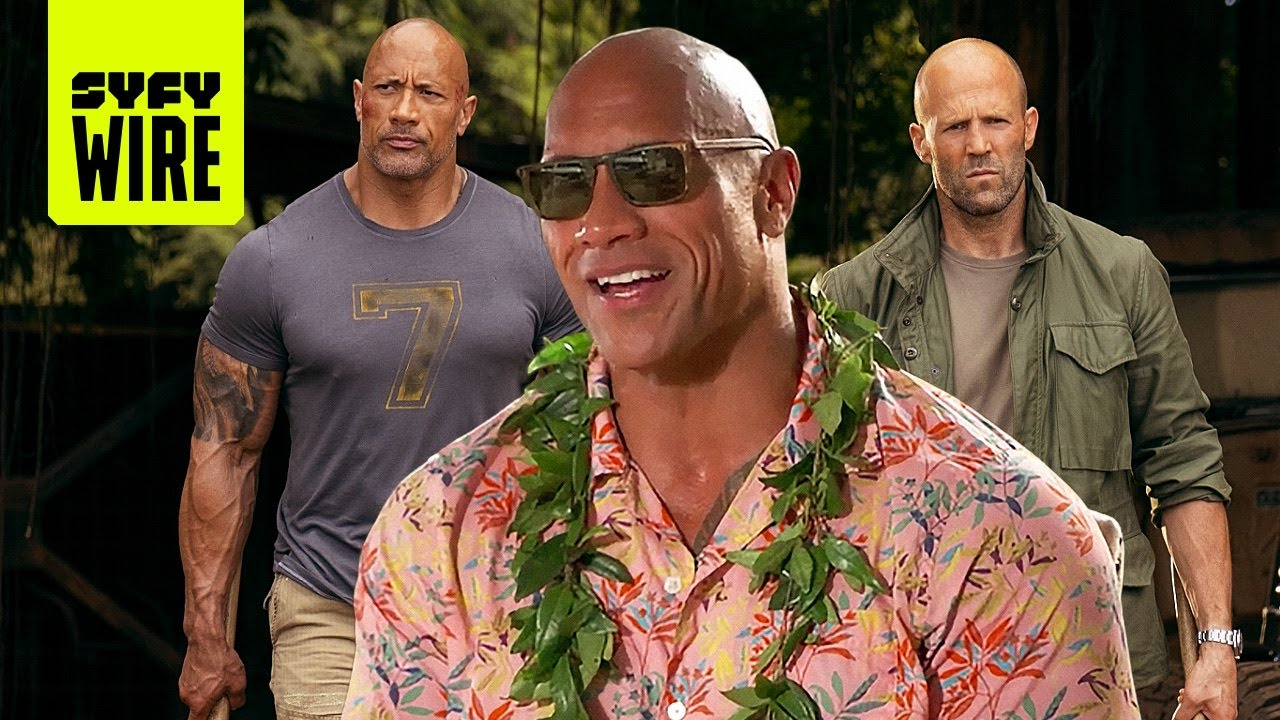 Dwayne The Rock Johnson Shows Us How To Pronounce Family Syfy Wire