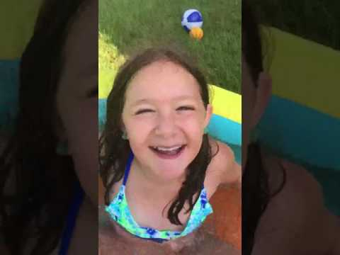 Going on water slide (colab with amrie bartell