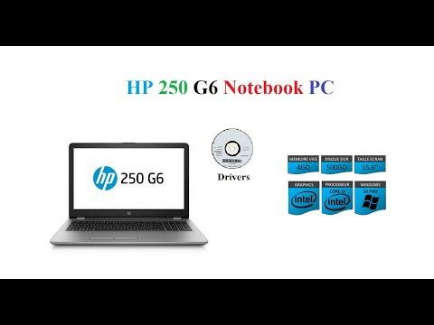 HP 250 G6 | Driver