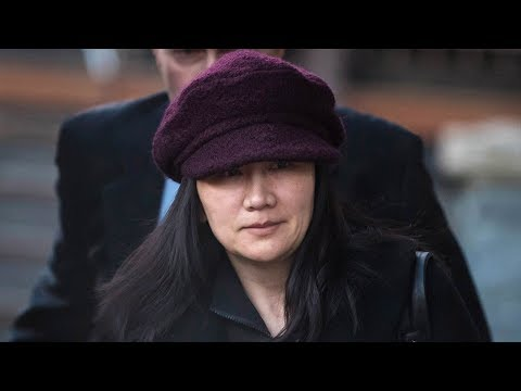 How Huawei's CFO Became A Wanted Woman