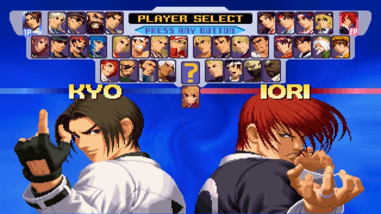 The King Of Fighters 2000 Download Game Ps3 Ps4 Ps2 Rpcs3 Pc Free