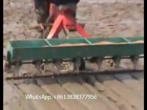 Farm Use Tractors Rice Seeding Machine/transplanting Machine WhatsApp:+8613838377956