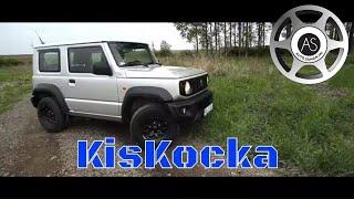 Suzuki Jimny bemutató. CukiKocka. - AutóSámán