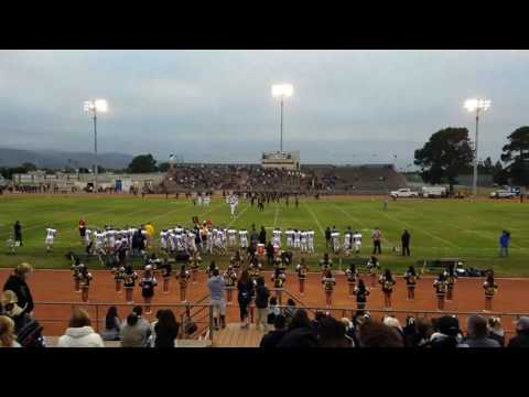 DPHS Chargers vs Cabrillo Conquistadores 9/2/16