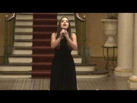 Nicole Garrido sings A New Life / Jekyll & Hyde Live