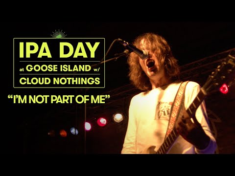 "Cloud Nothings Perform ""I'm Not Part Of Me"" 