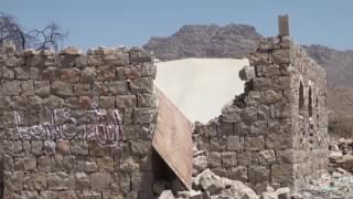 بالفيديو .. الحوثيون يتمادون في الإجرام بقصف مسجد
