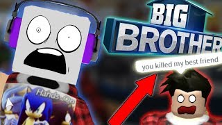 THE BEST GAME SHOW ON ROBLOX - BIG BROTHER Video Game
