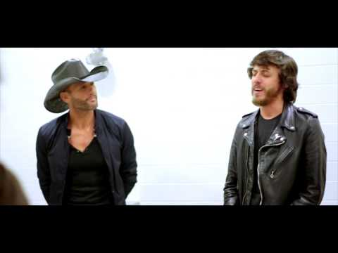 Backstage with McGraw:
