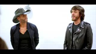 "Backstage with McGraw: ""How I'll Always Be"" with Chris Janson Video"