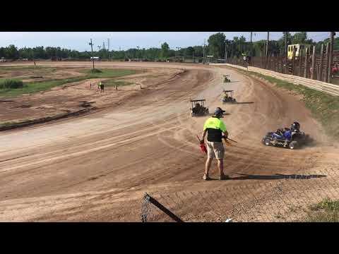 Paradise speedway my dad racing  (2019)