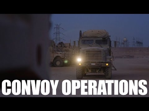 Convoy Operations