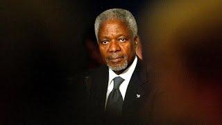 Kofi Annan: Ein Leben für den Frieden