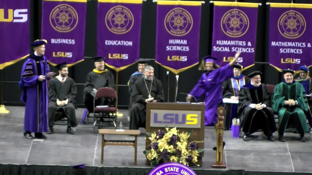 Louisiana State University Shreveport >> Lsu Shreveport To Hold Fall 2016 Commencement