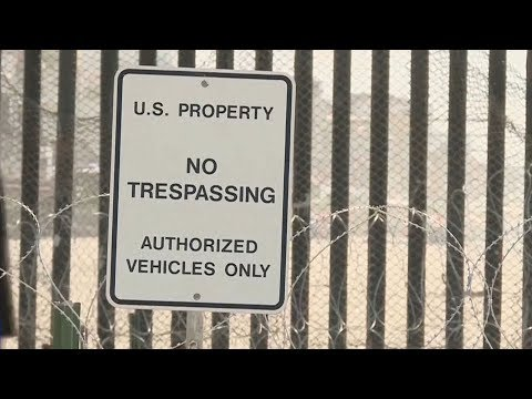 Trump visits US-Mexico border amid government shutdown impasse
