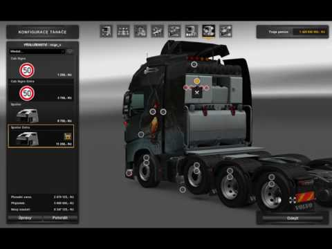 [ETS2]Euro Truck Simulator 2 Volvo FH 2012 v 22.03r