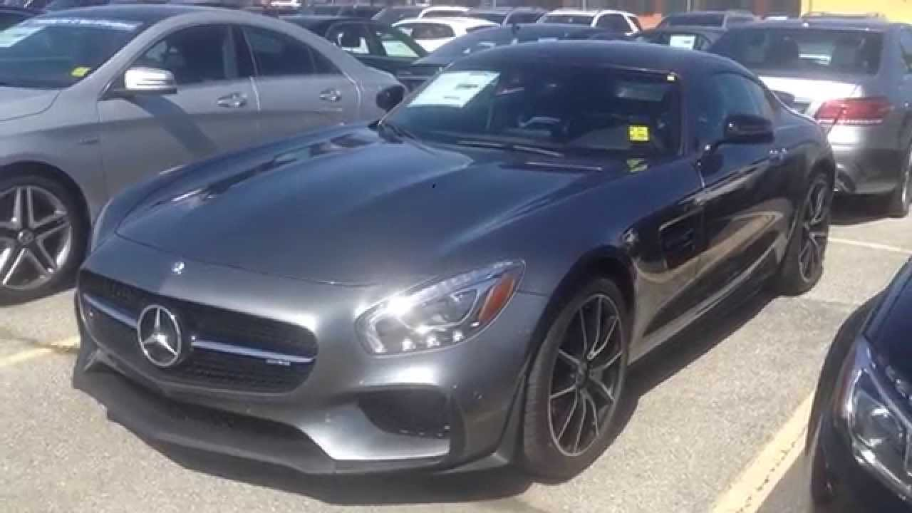 2016 Mercedes AMG GTS At Mercedes Benz Of Hunt Valley