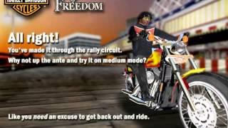 Harley Davidson Wheels of Freedom PC