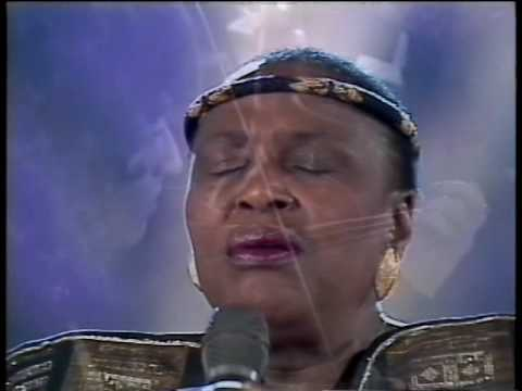 "Miriam Makeba   Live at The Vatican   ""When I've Passed On"""