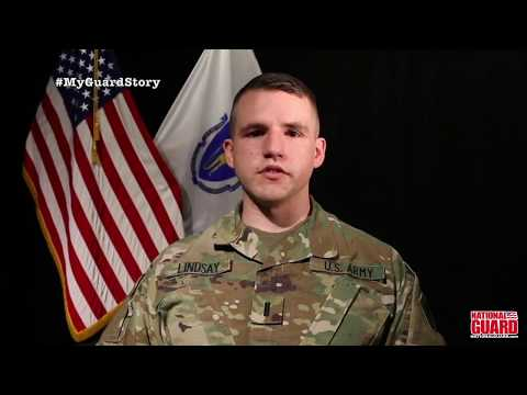 Adjutant General Officer, Alexander Lindsay (#MyGuardStory)