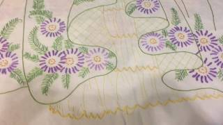 How I Remove Stains & Clean Vintage Linens