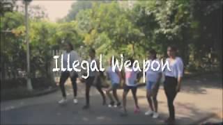 illegal weapon | Jasmine sandal |Garry sandhu | Dance choreography | Dancing crew by Jasbeer/lakshmi