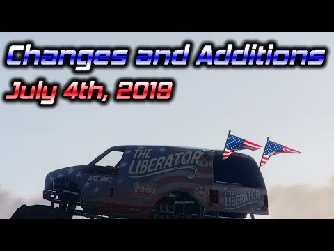 GTA Online Changes and Additions: July 4th, 2019 (Insane Money Bonuses)