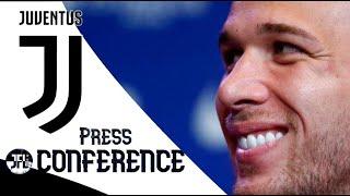 Arthur Melo - Press Conference Presentation - Sub ENG