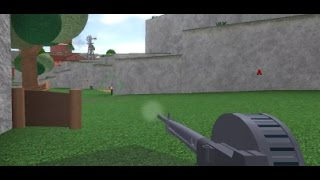 King of CTF | Roblox Mad Paintball 2