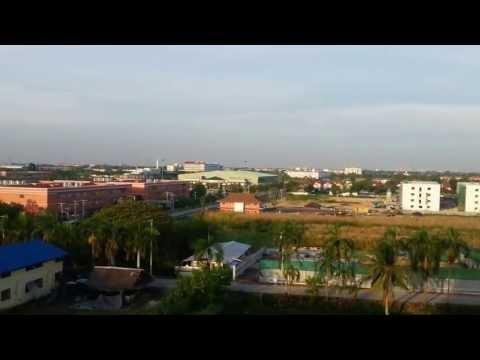 ทัศนียภาพมหาวิทยาลัยกรุงเทพธนบุรี