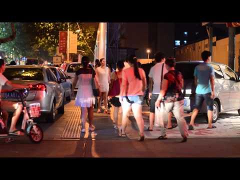 China - Jinan (Summer 2013) / Baotu Park & Night life - 1080p