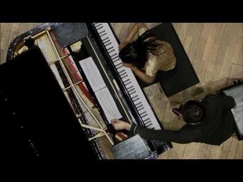 """Claudia Chan plays """"Renk"""" by Matthias Krüger"""
