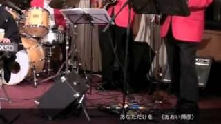 ギター&ボーカル3名。キーボード、ドラム、ベースの6人編成のおやじ...