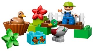 Lego Duplo Forest Ducks 10581 Building