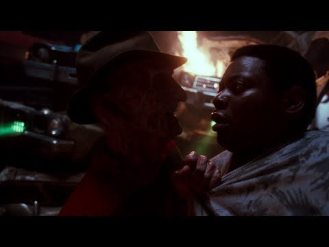 Freddy's Reborn  A Nightmare On Elm Street 4
