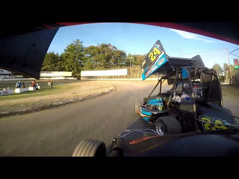 Deming Speedway Clay Cup 7/20/19 Jr Sprint A Main Cash GoPro