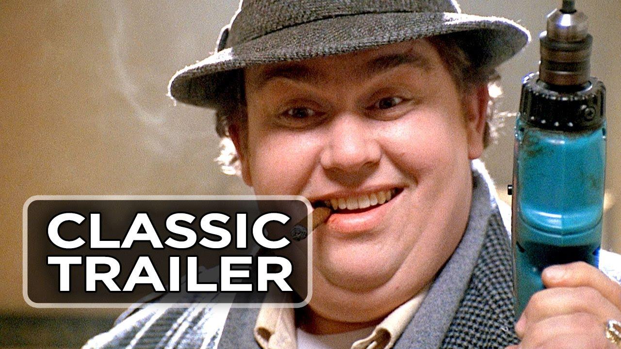 Uncle Buck Official Trailer #1 - John Candy, Macaulay Culkin Movie (1989) HD